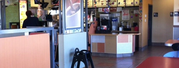 Jack in the Box is one of Recycle Hotspots.
