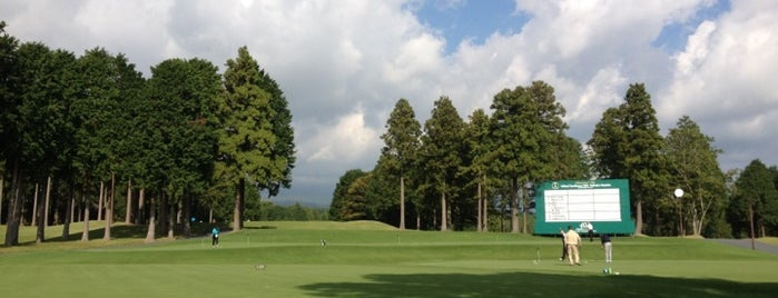 太平洋クラブ御殿場コース is one of Top picks for Golf Courses.