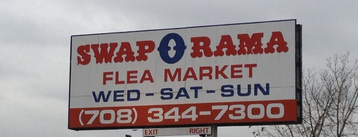 Swap-O-Rama is one of favorites.