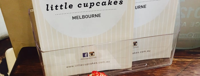 Little Cupcakes is one of Been there.