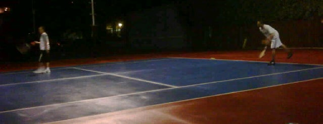 Patra Tennis Court is one of Ace Badge (Tennis Court) in Jakarta Indonesia.
