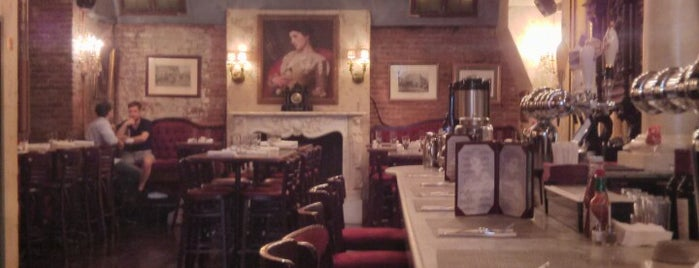 Lillie's Union Square is one of 25 Most Reviewed NYC Places on Fondu.