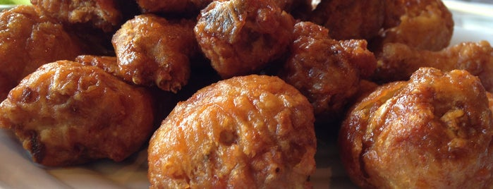BonChon Chicken is one of 40 Days Left in Boston.