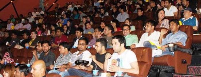 Novo Cinemas is one of My Doha..