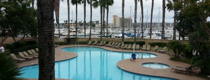 Sheraton San Diego Hotel & Marina is one of My Favorites in SD.