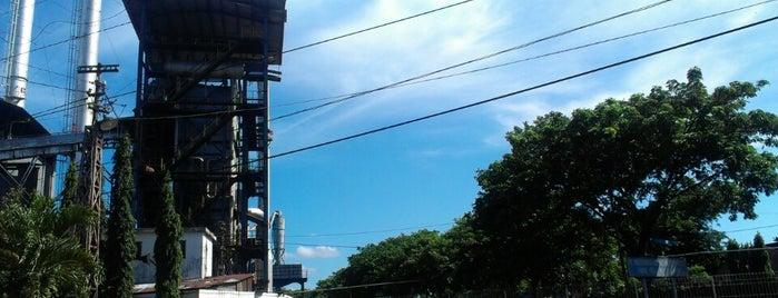 Pabrik Gula Mrican is one of Best places in Kediri, Indonesia.