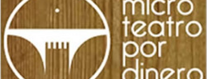 Microteatro por dinero is one of Espectáculos.