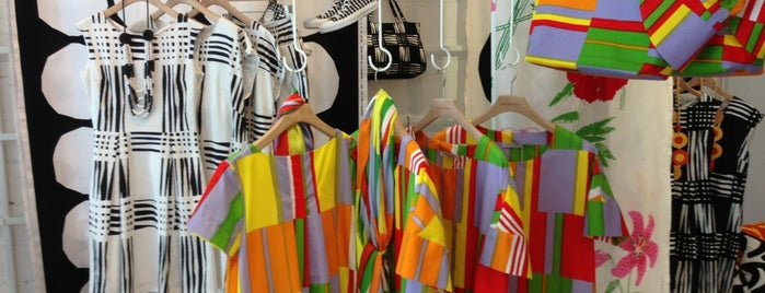 """Marimekko Flagship Store is one of Our """"Young Guns"""" Favorite Shops in NYC."""