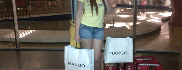 Mango is one of Trans Studio Mall Makassar.