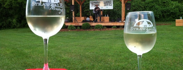 Strawbale Winery is one of Sioux Falls' Top 50.