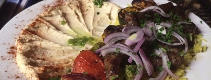 Athena's Greek & Lebanese Grill is one of Top 10 favorites places in Shreveport, LA.