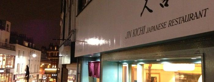 Jin Kichi | 人吉 is one of London.