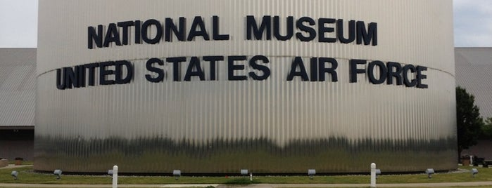 National Museum of the US Air Force (NMUSAF) is one of Welker Studio's Culture Class.