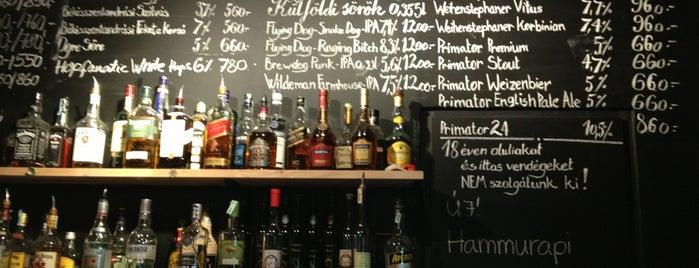 Léhűtő is one of Legjobb cseh, belga és kézműves sörök!.
