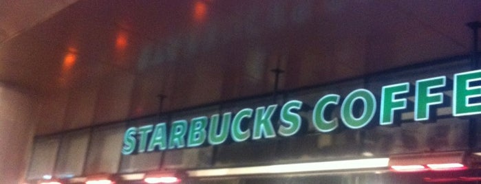 Starbucks is one of BURSASPOR 4sq.