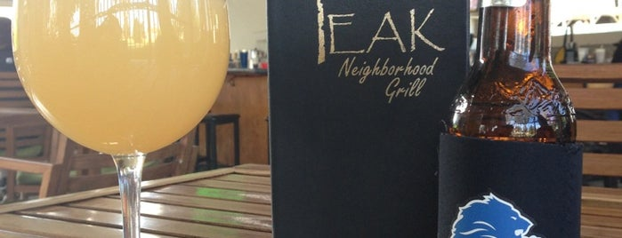 Teak Neighborhood Grill is one of West side.