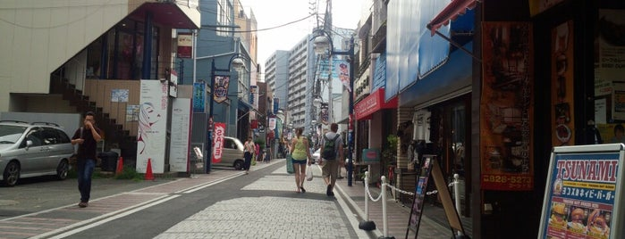 どぶ板通り商店街 is one of 歴史(明治~).