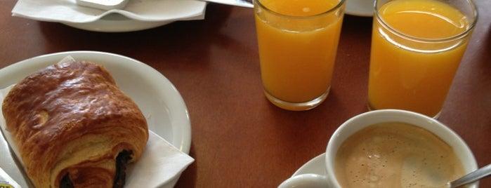 Sweet & Savory Corner is one of Breakfast.
