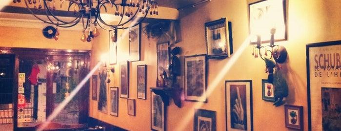 Parsifal is one of Restoranlar.