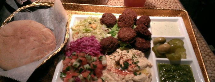 Nish Nūsh is one of NYC casual eats.