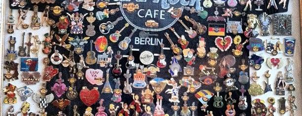Hard Rock Cafe Berlin is one of HARD ROCK CAFE'S.