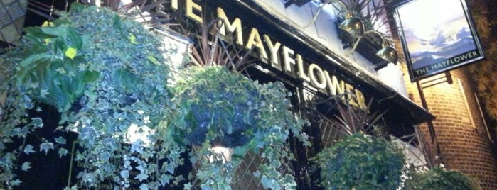 The Mayflower is one of Places to Visit in London.