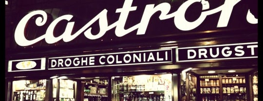 Castroni is one of Where to eat in Rome.