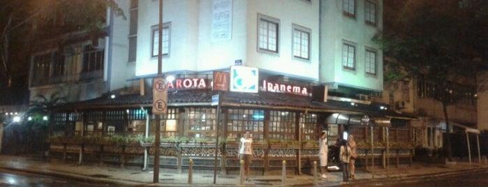 Garota de Ipanema is one of Quero fazer.
