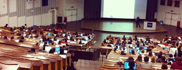 ULB - Auditoire Paul-Emile Janson is one of University.