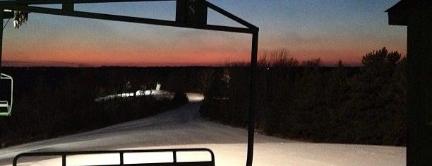 Mount Kato is one of Skiing in Minnesota.