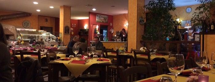La Cambusa Ristorante Pizzeria is one of Nicola's Tips.