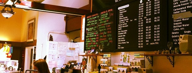 Big Basin Cafe is one of Ice Cream places in Bay Area.