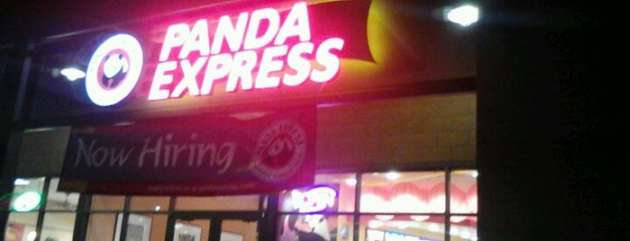 Panda Express is one of All-time favorites in United States.