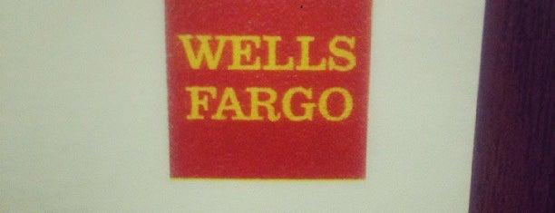 Wells Fargo is one of Mine.