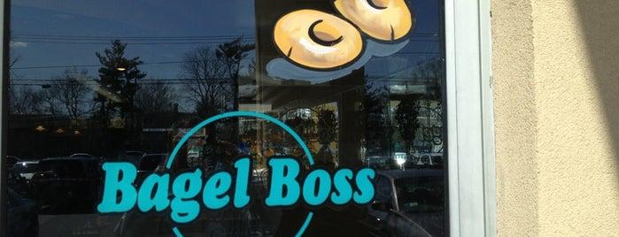 Bagel Boss is one of Main list.