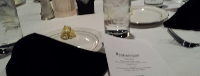 Blackstone is one of Best Restaurants.