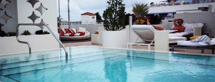 Highbar - Pool·Bar·Sky is one of Miami City Guide.