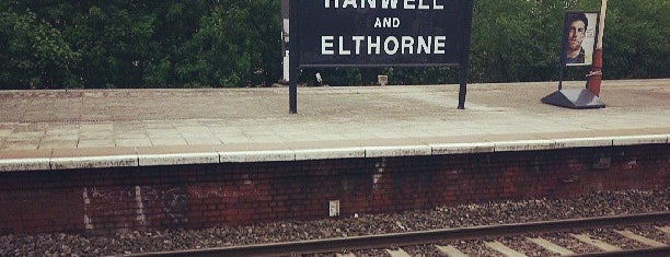 Hanwell Railway Station (HAN) is one of Top 10 Things To Do In The Borough Of Ealing.