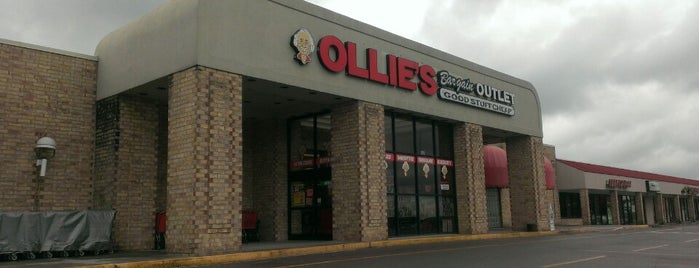 Ollies Bargain Outlet is one of Favorites.