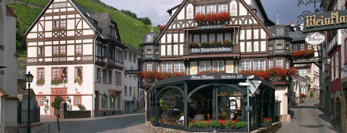 AKZENT Hotel Berg's Alte Bauernschänke is one of AKZENT Hotels e.V..