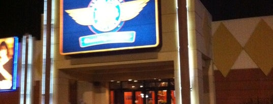 Dave & Buster's is one of Expendables 2.