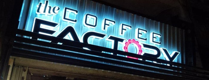 The Coffee Factory is one of Cafe in SaiGon.