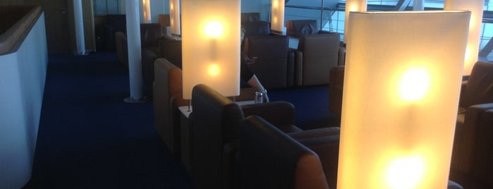Lufthansa Senator Lounge is one of Lufthansa Lounges.