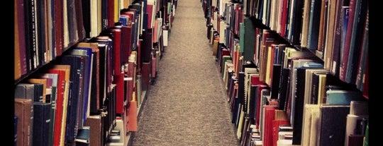 Mugar Library is one of Best BU Study Spots.