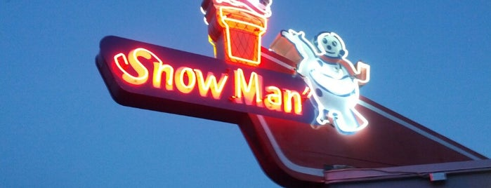 The Snowman is one of NY/NJ.