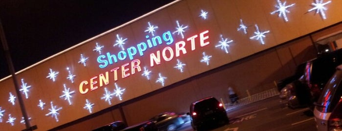 Shopping Center Norte is one of Academia Personal Center.