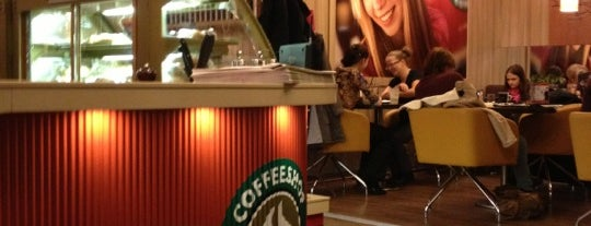 Coffeeshop Company is one of Уютные кафешки.