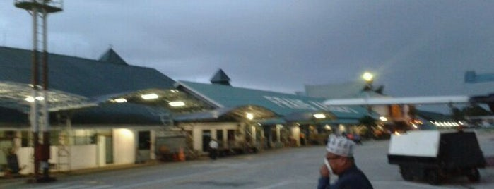 Frans Kaisiepo International Airport (BIK) is one of Guide to Biak's best spots.