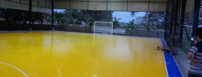 Lapangan AK Futsal Kalitidu (Lantai Standart Int'l) is one of Lapangan Futsal.