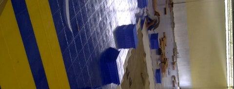 DREAMLAND FUTSAL (Lapangan Futsal Bertaraf Internasional) is one of Lapangan Futsal.